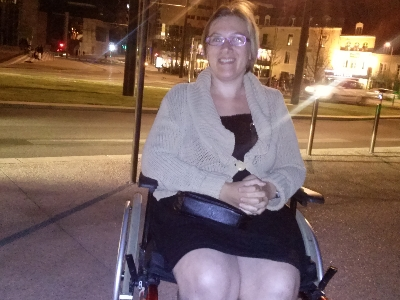 Rencontre d'une femme handicapée à Le Tholy - Idylive
